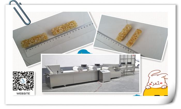 Muesli Bar Cutting Machine