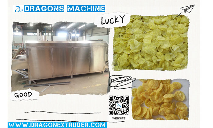 Corn Flakes Equipment