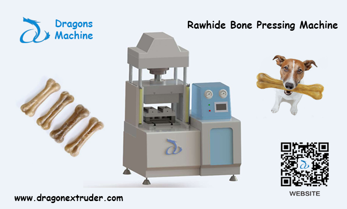 Newly Designed Rawhide Bone Pressing Machine