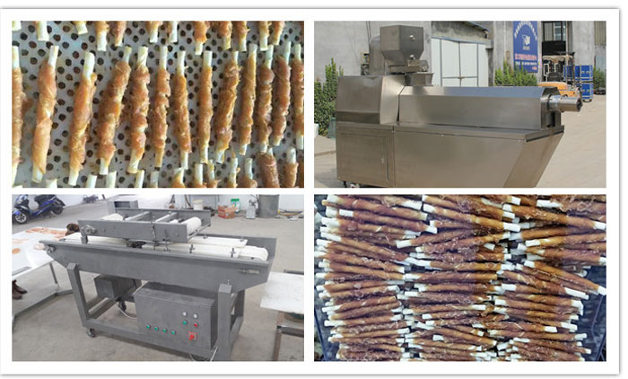 The Work Principle Of Chicken Slicing Machine