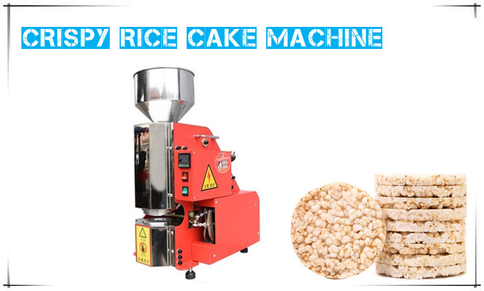 Features Of Rice Cake Machine