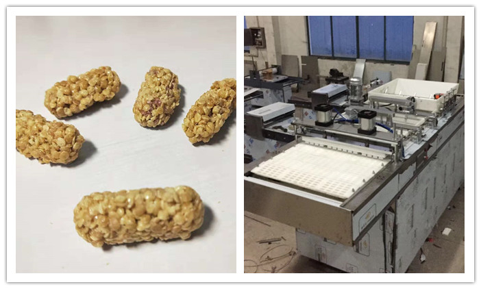 Internet Hot Sales Snacks Are Made By Our Cereal Production Equipment