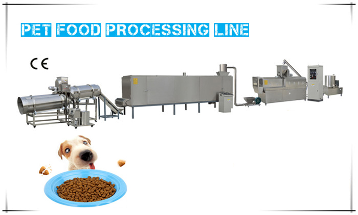 Pet Food Machine
