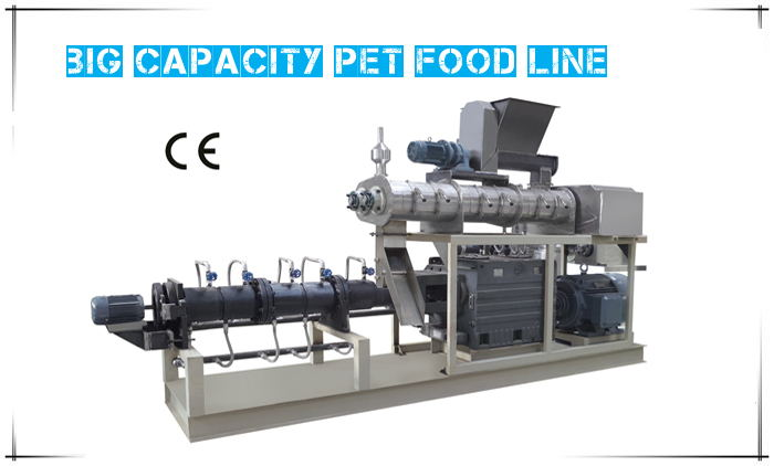 Pet Food Machine for Sale
