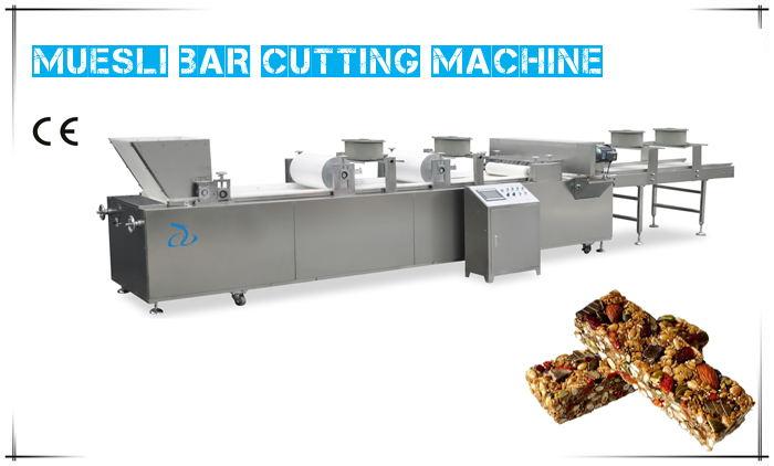 Rajgira Ladoo Cutting Machine