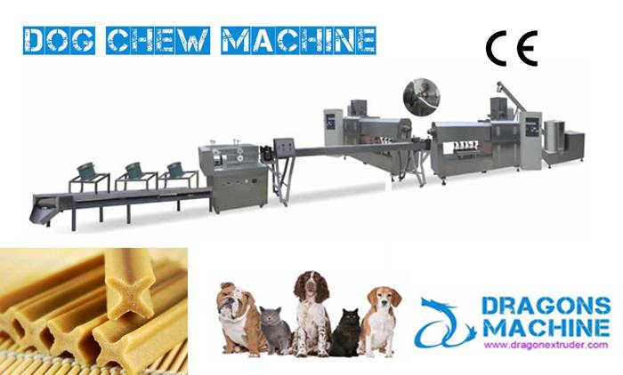 Dog Chew Machine
