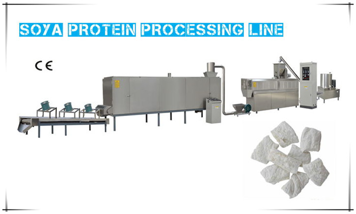 Soya Protein Processing Line