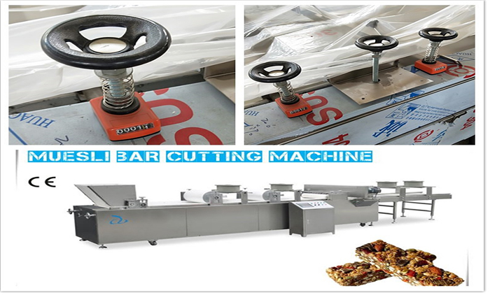 A Detail regarding Muesli Bar Cutting Machine