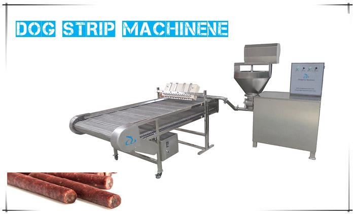 Dog Strip Machine