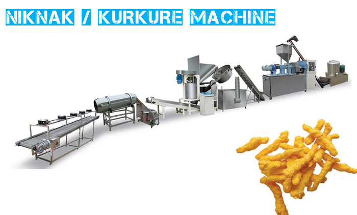 Puffing Method for Food Puffing Machine