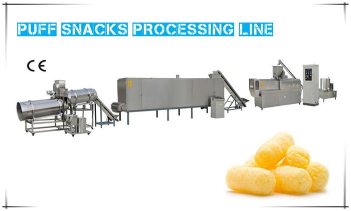 Puffing Machinery Maintenance Methods