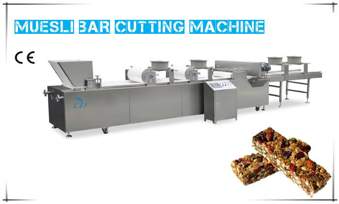 How is Cereal Bar Machine cleaned?