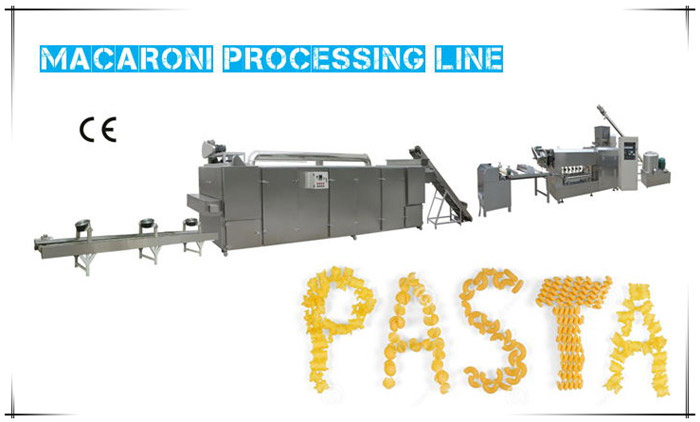 Do you know the maintenance and precautions of Macaroni Processing Line?
