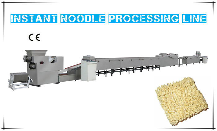 How can Instant Noodle Processing Line save power?