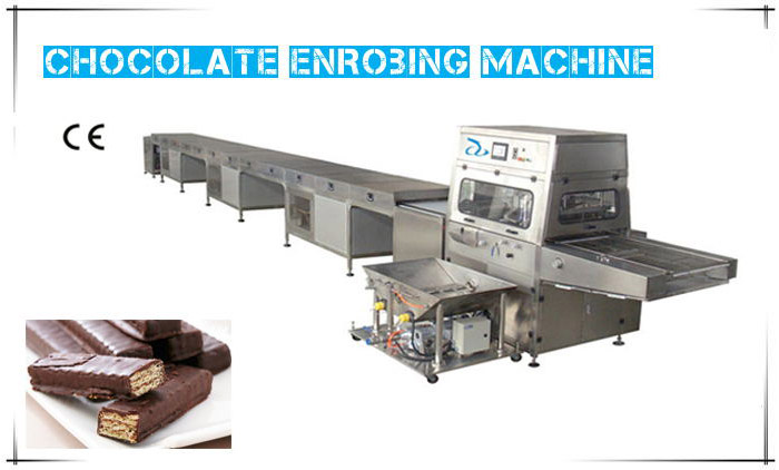 How to Reduce the Environmental Pollution of the Chocolate Coating Machine?
