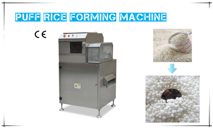 What are the Considerations for Food Puffing Machinery?