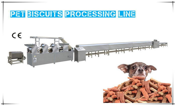 How Dentacl Care Dpg Biscuits are Made?