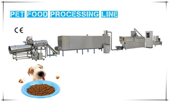 What are the Key Points for Selecting Pet Snack Production Equipment?