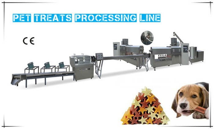 How to Choose a Suitable Dog Food Production Line?